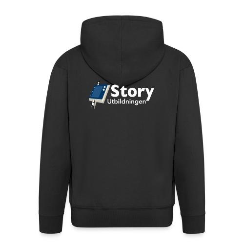 Storyloggan - Premium-Luvjacka herr