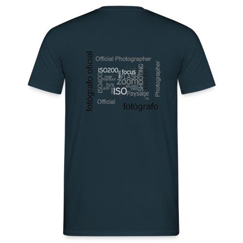 Official Photographer - Men's T-Shirt
