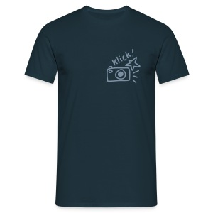 Official Photographer klick - Men's T-Shirt