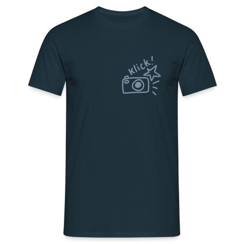 Official Photographer klick - Men's T-Shirt