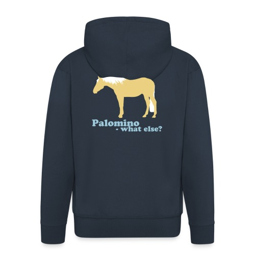 Palomino-what else?