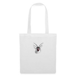 Spinne Tote Bag - Stoffbeutel