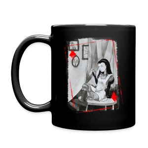 Tasse Carte Alice - Tasse en couleur