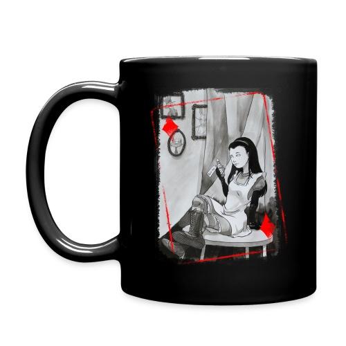 Tasse Carte Alice - Mug uni