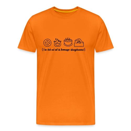 Brennsuppn Shirt - Männer Premium T-Shirt