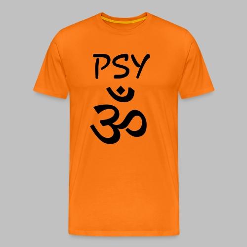 Psy GOA - Männer Premium T-Shirt