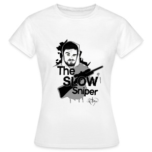 The Slow Sniper Womens Tee - Women's T-Shirt