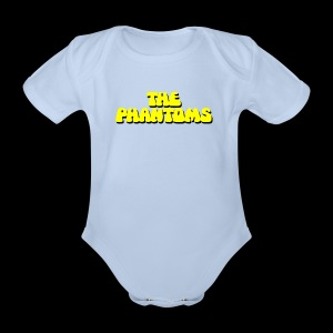 Phantoms Goodies Baby Bodysuit - Organic Short-sleeved Baby Bodysuit
