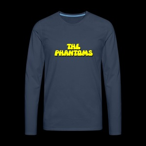 Phantoms Goodies Long Sleeve Tee - Men's Premium Longsleeve Shirt