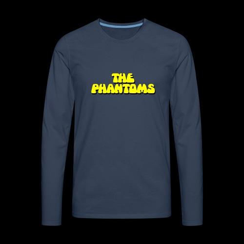 Phantoms Goodies Long Sleeve Tee - Men's Premium Longsleeve Shirt