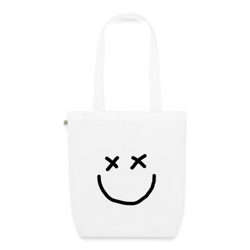 Smiley Tote - EarthPositive Tote Bag