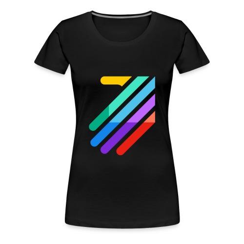 Mains Diamant Officiel - T-shirt Premium Femme