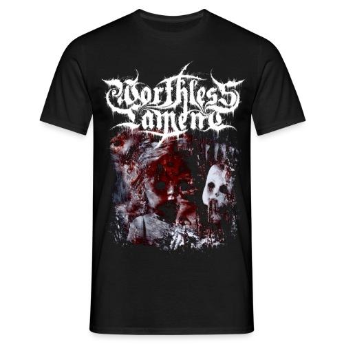 Worthless Laments - Men's T-Shirt
