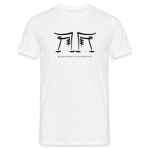 sundance white hometown M - Men's T-Shirt