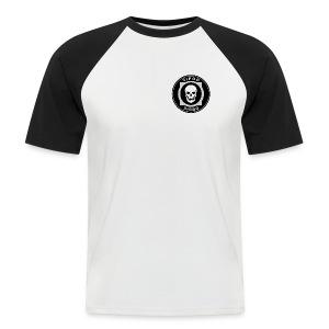 Sibbo - Sipoo lyhythihainen pääkallopaita - Men's Baseball T-Shirt