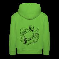Hoodies ~ Kids' Premium Hoodie ~ PonyBed Thelwell Cartoon
