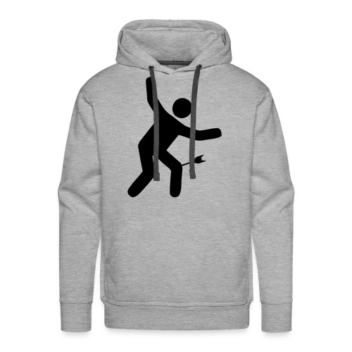 Arrow to the knee, Limited Edition! - Men's Premium Hoodie