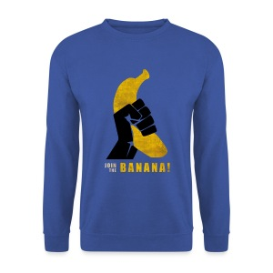 Sweatshirt Join the Banana - Sweat-shirt Homme
