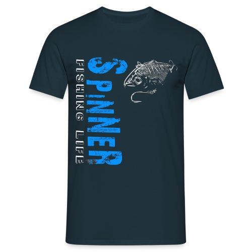 spinner - Männer T-Shirt