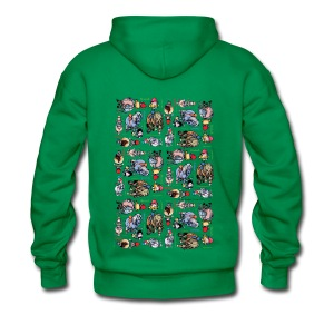 PonyCartoons Thelwell Cartoon - Men's Premium Hoodie
