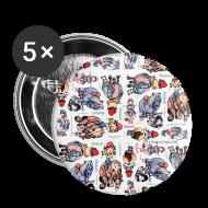 Buttons & Anstecker ~ Buttons mittel 32 mm ~ Artikelnummer 100380801