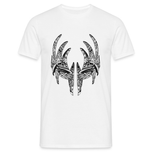 Demon Tribal - Men's T-Shirt