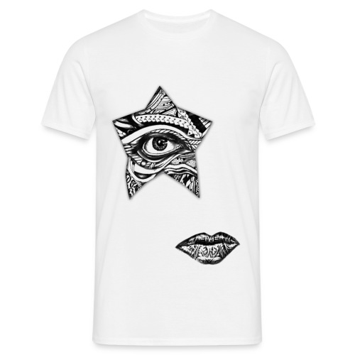 Starchild Tribal - Men's T-Shirt