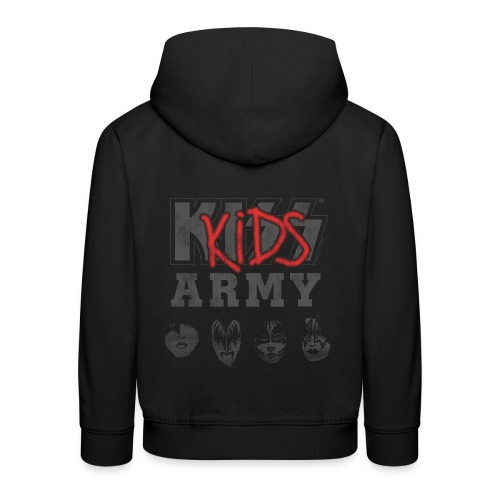 Kids Dressed To Kill - Kids' Premium Hoodie