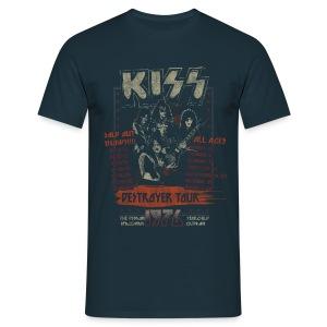Destroyer Tour - Men's T-Shirt
