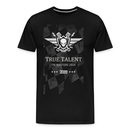 TTC Scull - Men's Premium T-Shirt