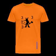 T-Shirts ~ Men's Premium T-Shirt ~ Sartarite Soldier