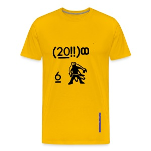 Harrek the Bezerk - Men's Premium T-Shirt