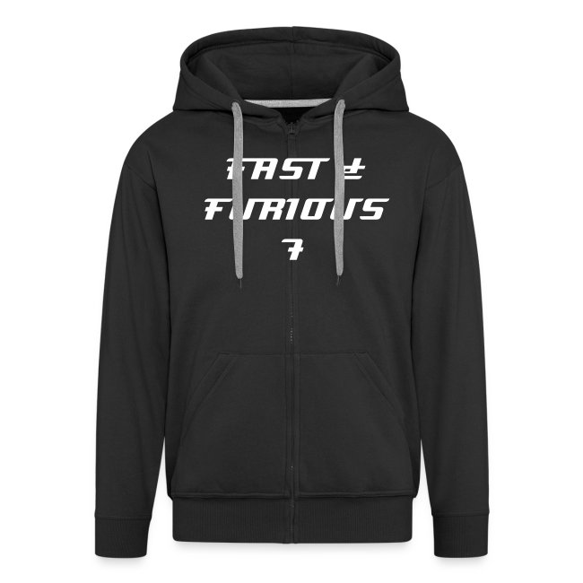 Sweat a capuche FAST & FURIOUS 7
