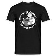 T-Shirts ~ Men's T-Shirt ~ People in the Future (men's)