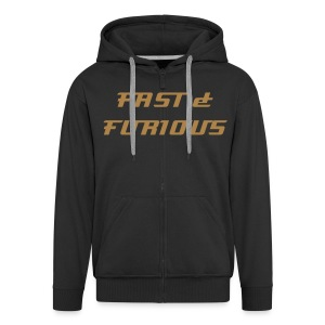 Sweat a capuche FAST & FURIOUS 7, swagg unique - Men's Premium Hooded Jacket