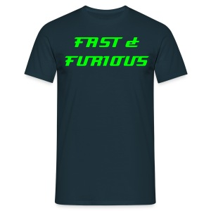 T-shirt FAST & FURIOUS  - Men's T-Shirt