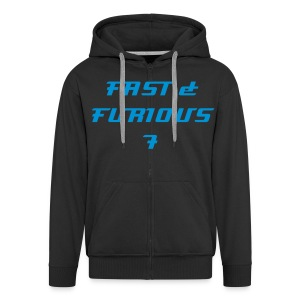 Sweat a capuche FAST & FURIOUS 7 - Men's Premium Hooded Jacket