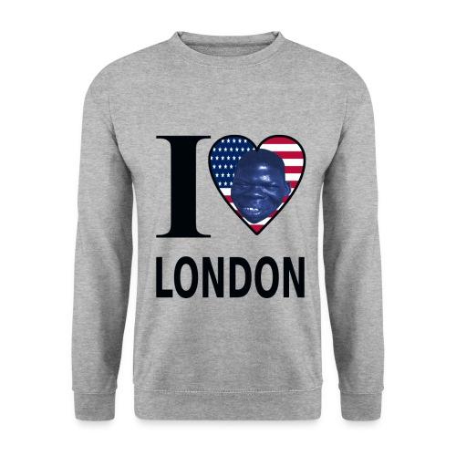 I♥ LONDON USA - Männer Pullover