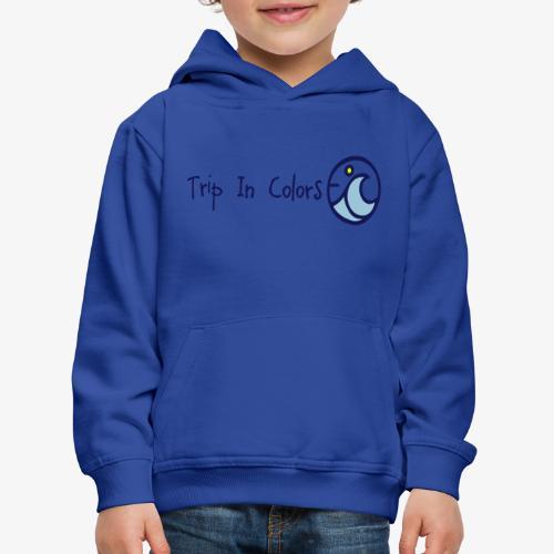Trip In Colors Sweat épais pour enfant - Pull à capuche Premium Enfant