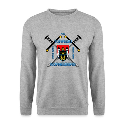 Torpedo Schwert Pullover - Männer Pullover