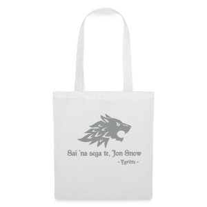 Tu non sai niente... - borsa Game of Thrones - Tote Bag
