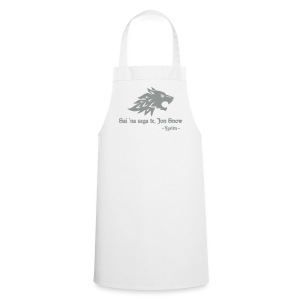 Tu non sai niente... - grembiule Game of Thrones - Cooking Apron