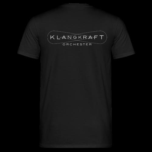 Klangkraft T-Shirt (Herren) - Männer T-Shirt