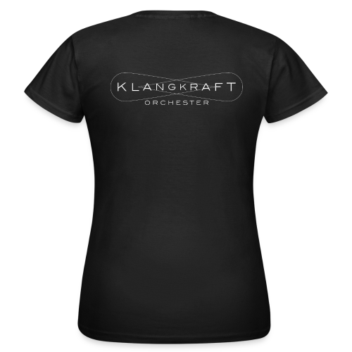 Klangkraft T-Shirt (Damen) - Frauen T-Shirt
