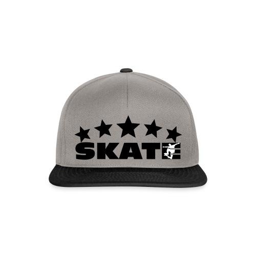 Snapback Skate Cap - Snapback Cap