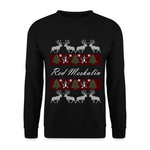 Red Meskalin Christmas - Männer Pullover