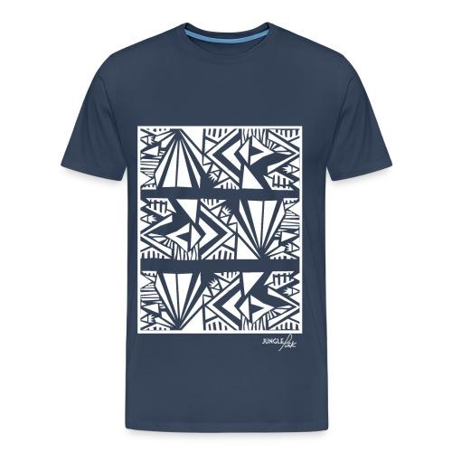 Tribal Aztec print - Men's Premium T-Shirt