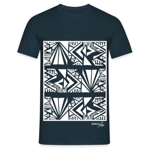 Tribal Aztec print - Men's T-Shirt