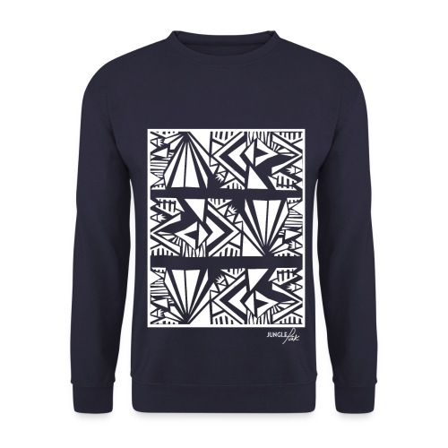 Tribal Aztec print - Men's Sweatshirt