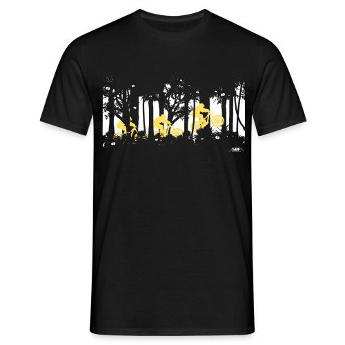 Forest jump - T-shirt Homme